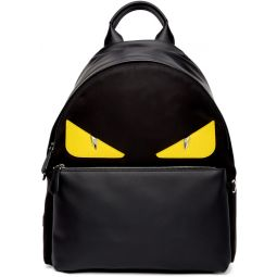 Black & Yellow Bag Bugs Backpack