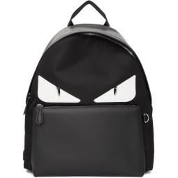 Black Bag Bugs Backpack