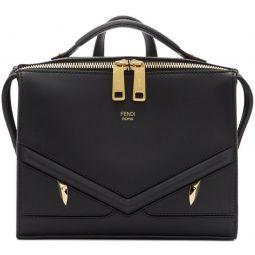 Black Bag Bugs Messenger Bag
