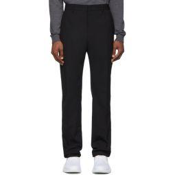 Black FF Tape Trousers