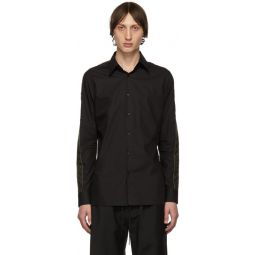 Black Forever Fendi Detail Shirt