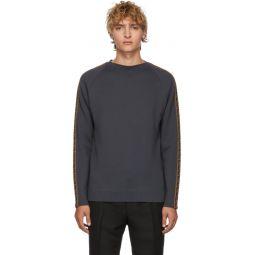 Grey Forever Fendi Sweater