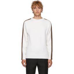 White Forever Fendi Sweater