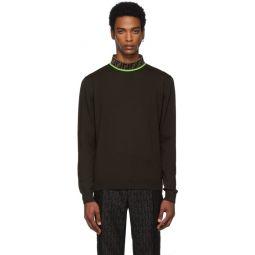 Brown Forever Fendi Sweatshirt