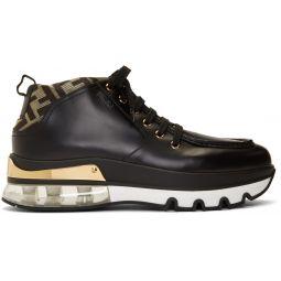 Black Forever Fendi Boots