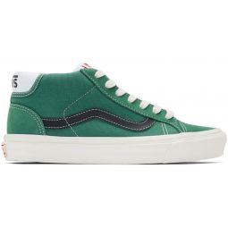 Green OG Mid Skool 37 LX Sneakers