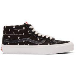 Black OG Sk8-Mid LX Sneakers