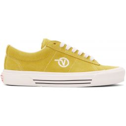 Yellow Anaheim Factory Sid DX Sneakers