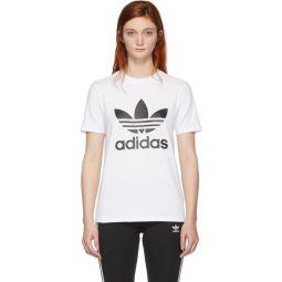 White Trefoil T-Shirt
