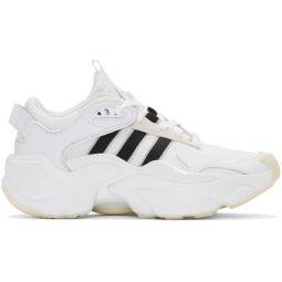 White & Black Tephra Sneakers