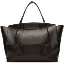 Brown Arco Tote