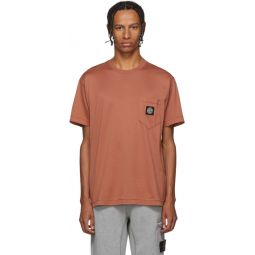 Pink Pocket T-Shirt