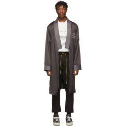 SSENSE Exclusive Black Soho House Edition RH Robe
