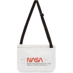 Off-White Nylon Messenger Bag