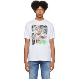 White T-Just-J13 T-Shirt