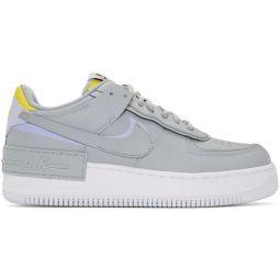 Grey Shadow Air Force 1 Sneakers