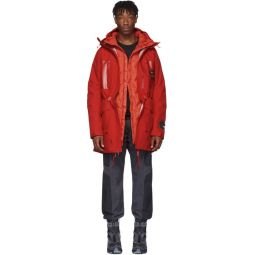 Red Undercover Edition Down NRG Tc Parka