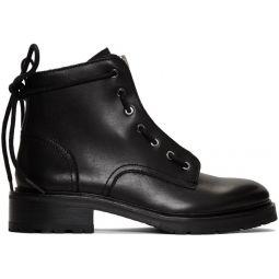 Black Cannon Boots