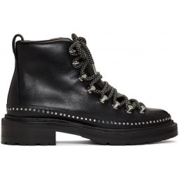 Black Compass II Boots