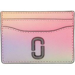 Multicolor Snapshot Card Holder