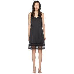 Black The Liz Slip Dress