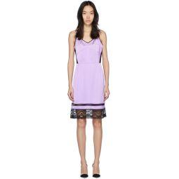 Purple The Liz Slip Dress