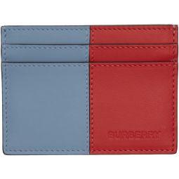 Multicolor Sandon Card Holder