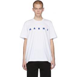 White Front Logo T-Shirt
