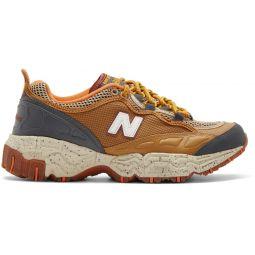Tan ML801NEC Sneakers