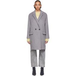 Grey Filipo Coat