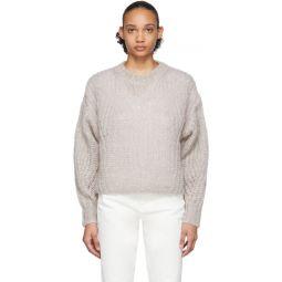 Grey Inko Sweater