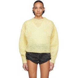 Yellow Inko Sweater