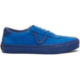 Blue Nubuck Epoch Sport LX Sneakers