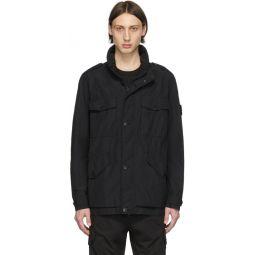 Black Naslan Utility Jacket