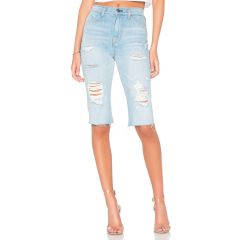 Zoeey High Rise Cut Off Boyfriend ShortHudson Jeans