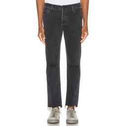 The Neat Ankle Step Fray JeanMOTHER