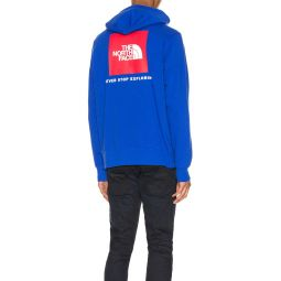 Red Box Pullover HoodieThe North Face
