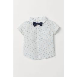 Shirt and Bow Tie