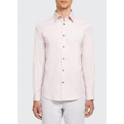 Mens Sylvain Cotton Sport Shirt