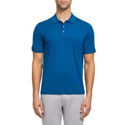 Mens Basic Regal Wool Polo Shirt