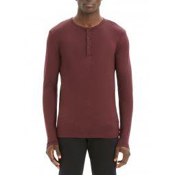 Mens Anemo Snap Henley T-Shirt