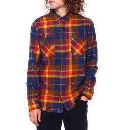 tusky flannel ls shirt