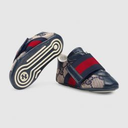 Baby GG sneaker with Web detail