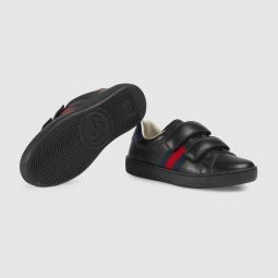 Childrens Ace leather sneaker