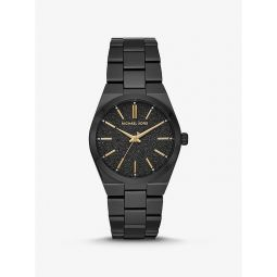 Channing Black-Tone Watch