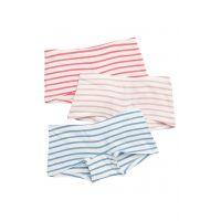 Mini Boden 3-Pack Shorties Underwear