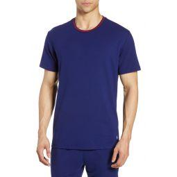 Terry Cloth Crewneck T-Shirt