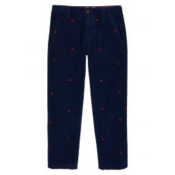 Relaxed Corduroy Pants