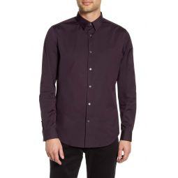 Sylvain Slim Fit Long Sleeve Shirt