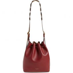 Caroline Leather Hobo Bag